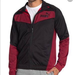 Puma Jackets & Coats - NWT Puma Tricot Jacket
